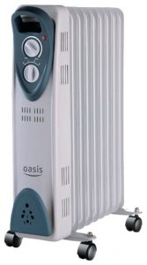 Масляный радиатор Oasis UT-15