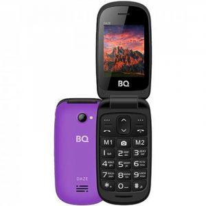 Мобильный телефон BQ 2437 Daze Violet