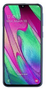 Смартфон Samsung Galaxy A40 SM-A405FZWGSER 64GB White