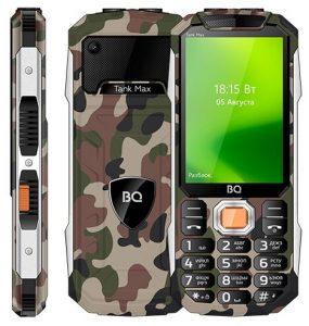 Мобильный телефон BQ 3586 Tank Max Camouflage