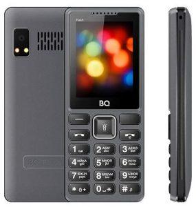 Мобильный телефон BQ 2444 Flash Gray