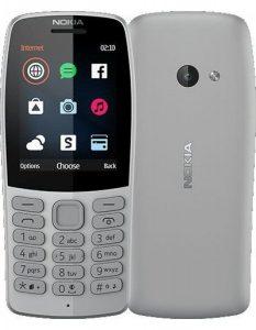 Мобильный телефон Nokia 210 DS TA-1139 Grey