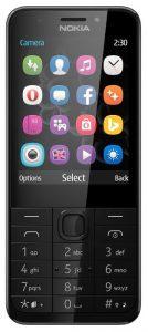 Мобильный телефон Nokia 230 DS RM-1172 Dark Silver/Black