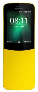 Мобильный телефон Nokia 8110 DS TA-1048 Yellow