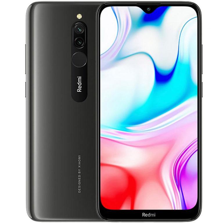 Смартфон Xiaomi Redmi 8 Onyx Black 3/32GB GLOBAL