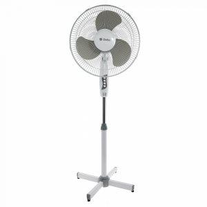 Вентилятор Delta DL-002N белый с серым